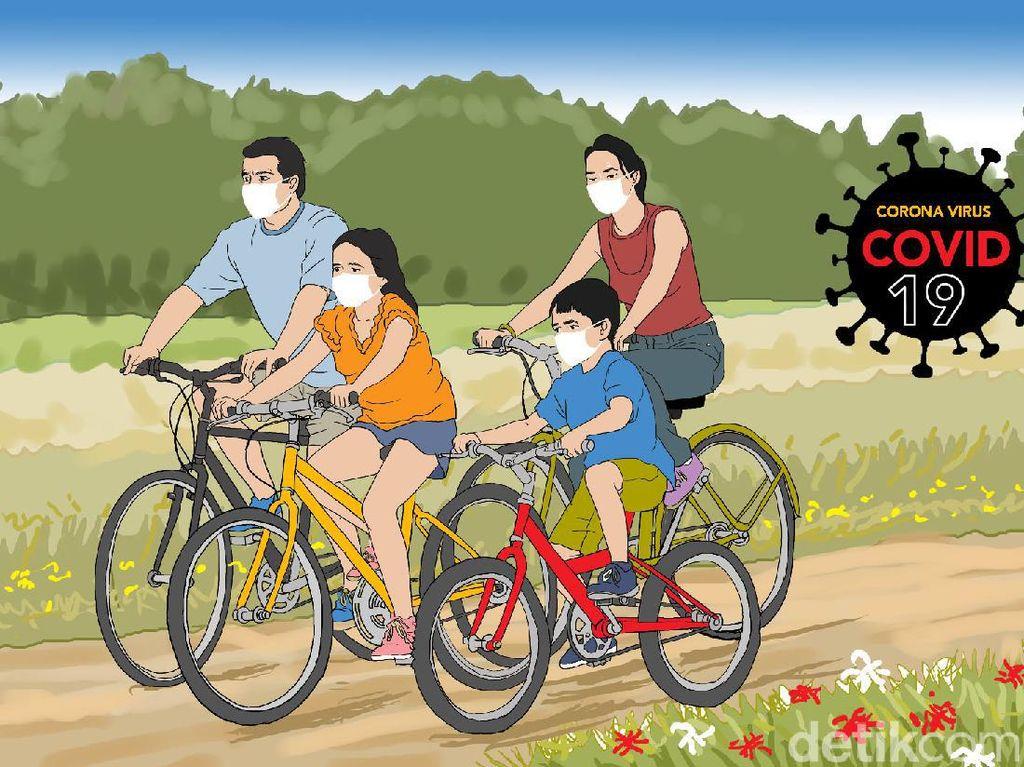 Studi Sebut Corona Menular Cepat di Keluarga, Ini Langkah Pencegahan Ahli