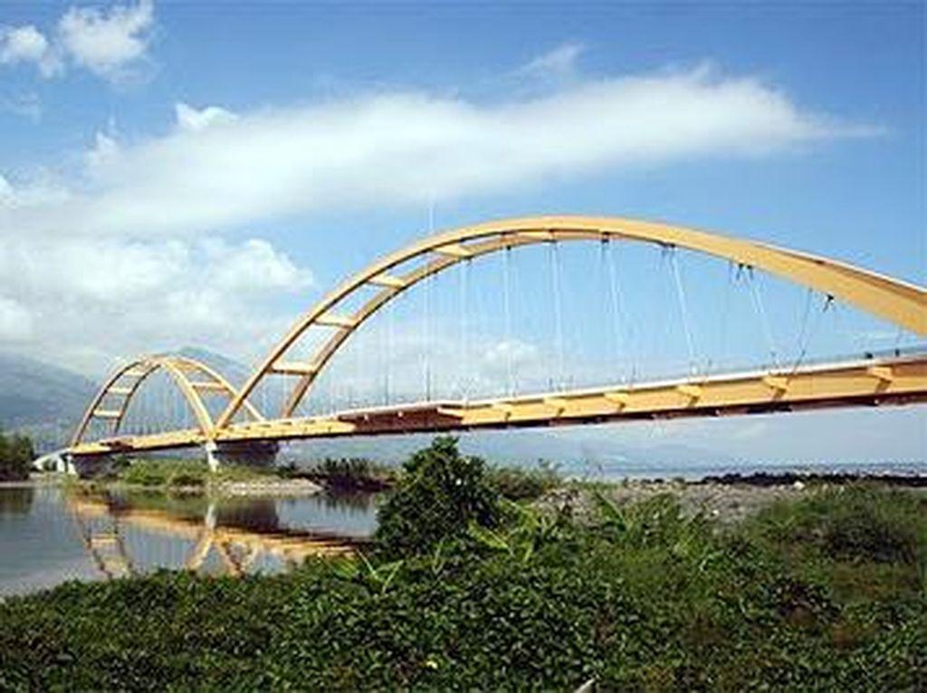 2 Pegawai Pemkot Palu Jadi Tersangka Dugaan Korupsi Terkait Jembatan Ponulele