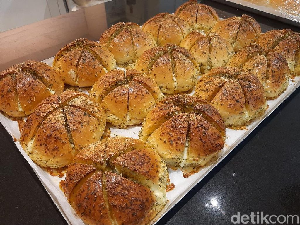 Tips Bikin Korean Garlic Cheese Bread yang Kekinian