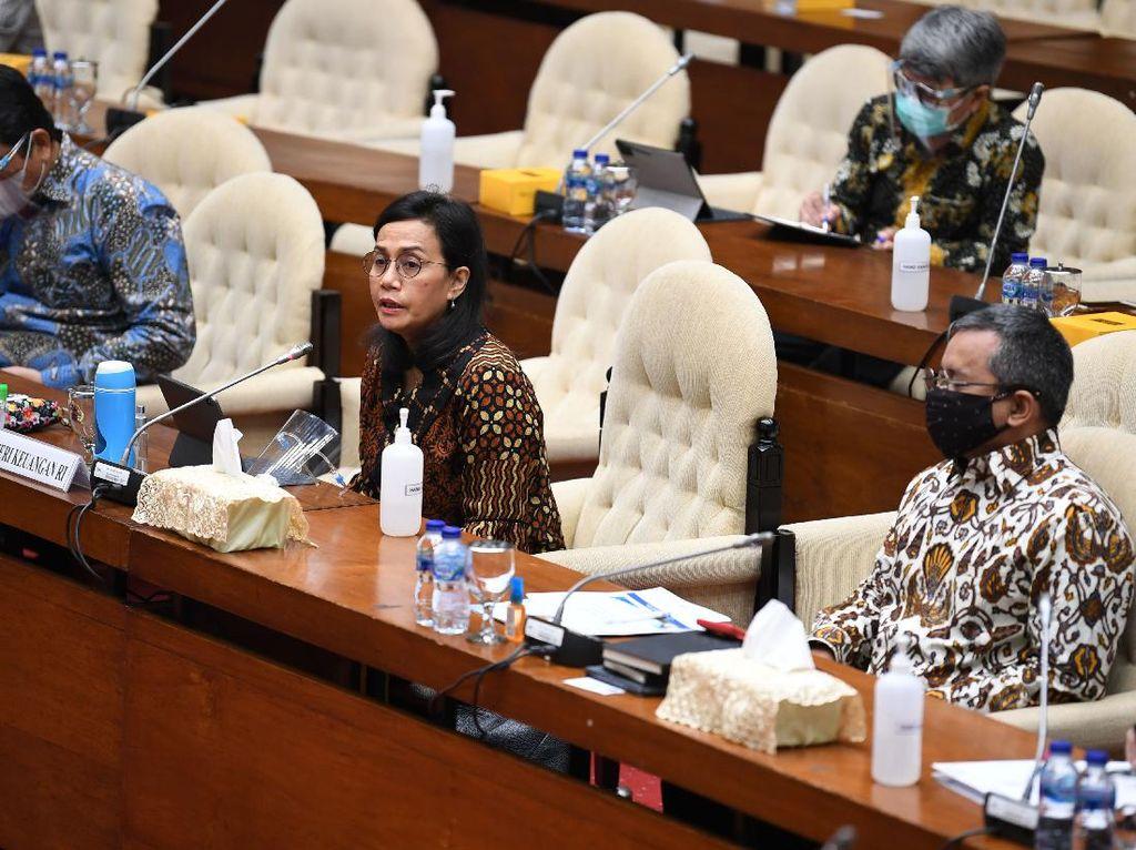 Sri Mulyani Rayu DPR Restui Ekspansi Asuransi Syariah RI di ASEAN