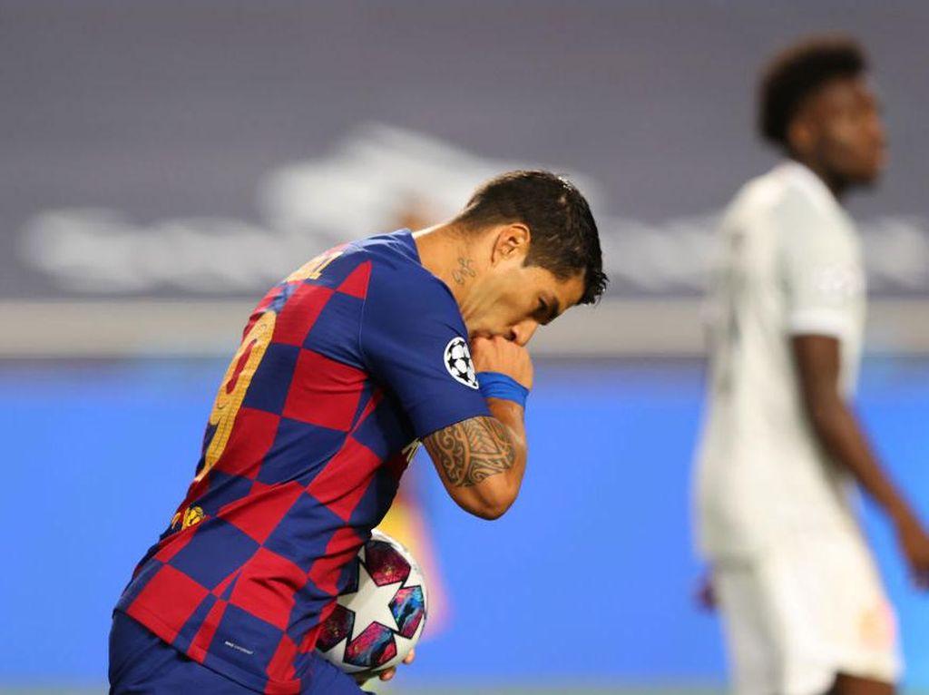 Luis Suarez Mustahil Pulang ke Ajax