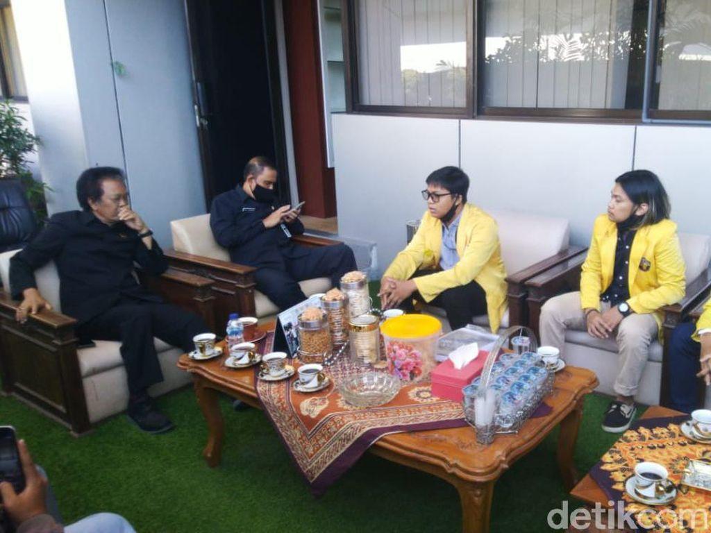 Mahasiswa yang Adukan Nadiem Makarim ke Komnas HAM Minta Dukungan DPRD Jateng