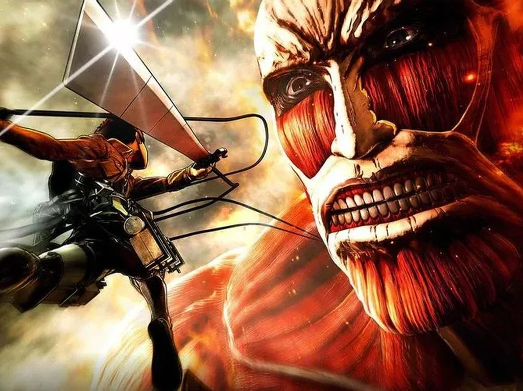 Manga Attack on Titan Segera Menuju Final