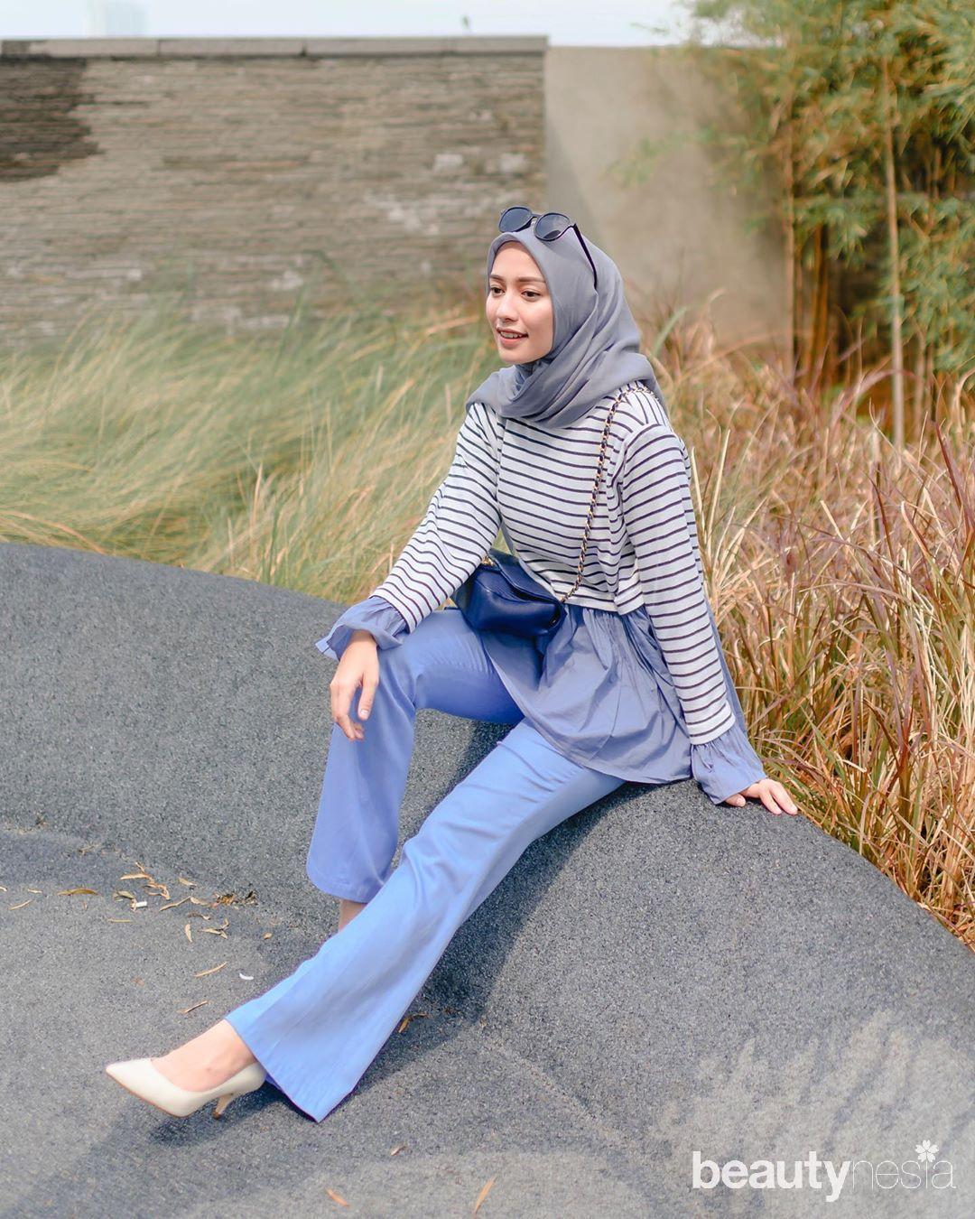 infuencer hijab Mega iskanti
