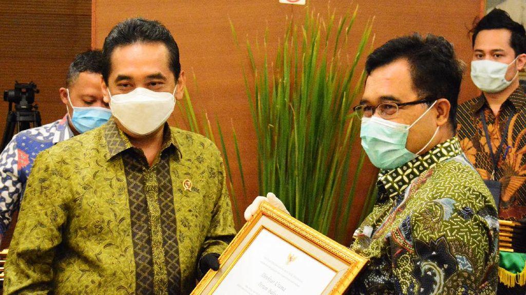 Mendag Apresiasi Peran Bulog Selama Pandemi COVID-19