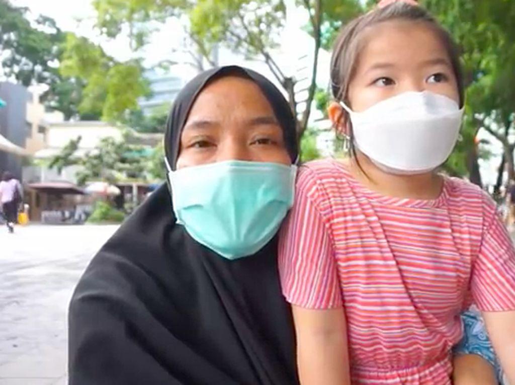 Momen Seru TKW di Hong Kong Cari Kemiri dan Jeruk Bali Liar di Jalan