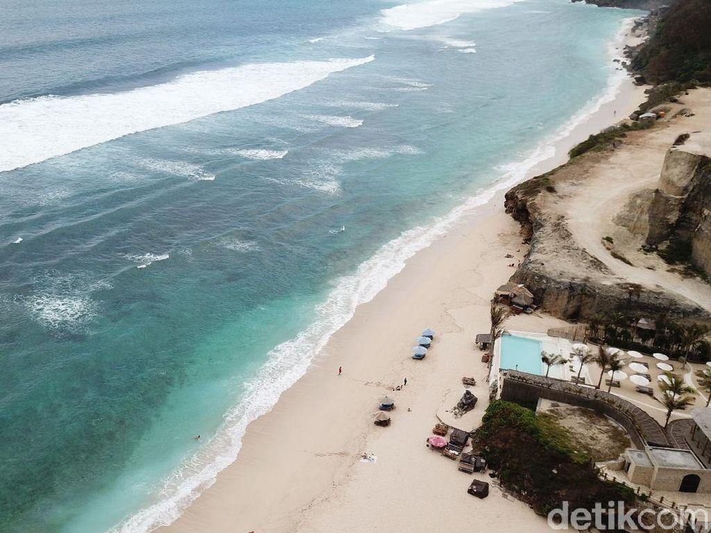 Sepinya Wisata Bali, Jumlah Wisman di Agustus Hanya 22 Orang
