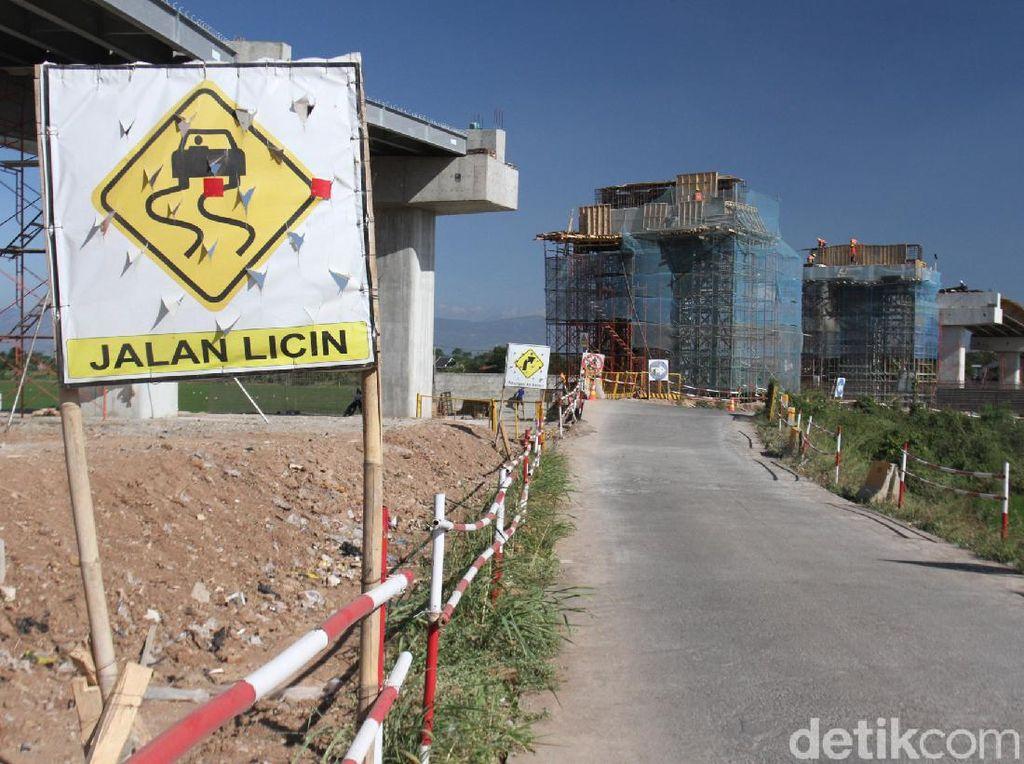 Pembangunan Akses Jalan Penghubung Tegalluar-Gedebage Terus Dikebut