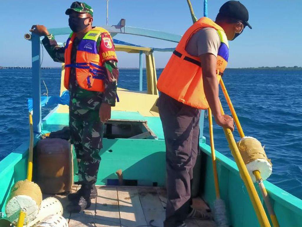 Satu dari Dua Korban Hilang dalam Perahu Terbalik di Sumenep Ditemukan