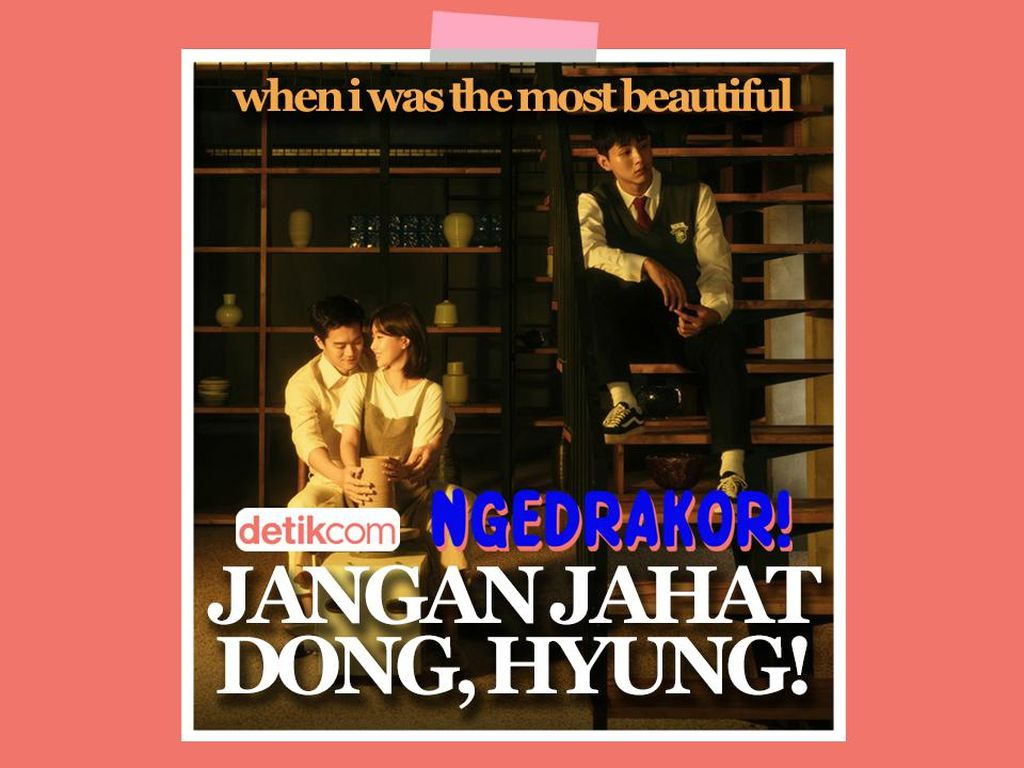 Podcast ngedrakor!: When I Was The Most Beautiful, Persaingan Cinta Kakak-Adik