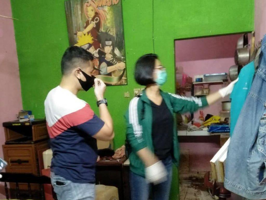 Geger Pembunuhan Perempuan Terikat di Tangerang Selatan