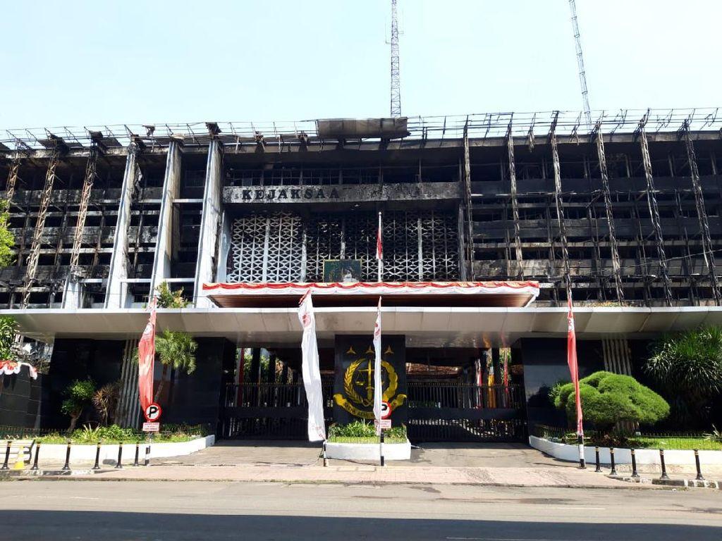 Sudah 131 Saksi Diperiksa Terkait Kasus Kebakaran Gedung Kejagung