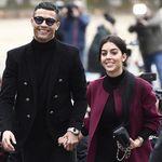 Saat Pacar Ronaldo Kirim Ucapan Ultah ke Anak Messi
