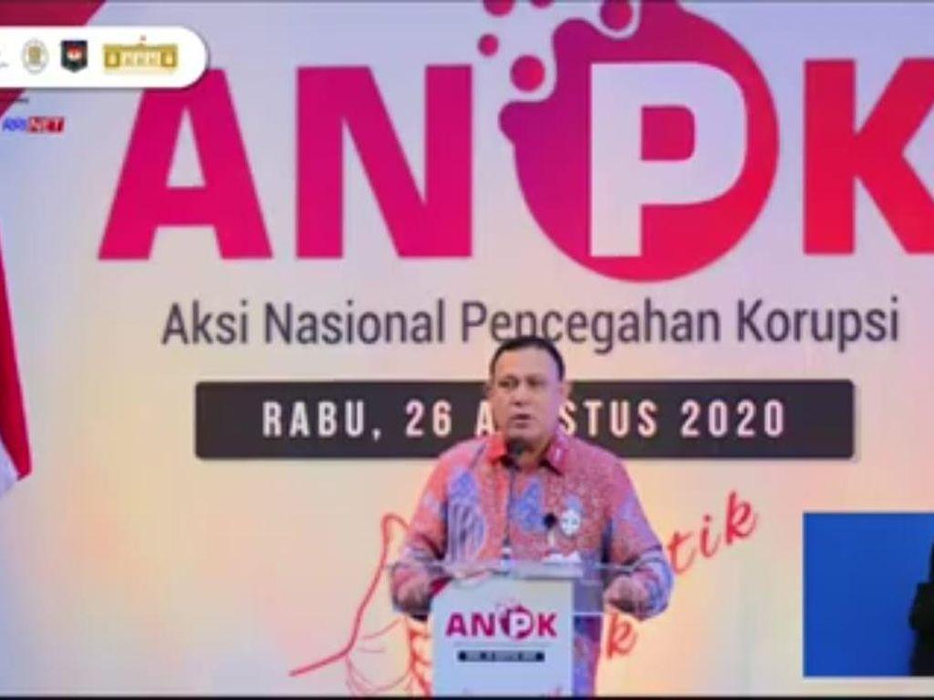 Bali dan BPJS Kesehatan Dapat Predikat Terbaik di Stranas Pencegahan Korupsi