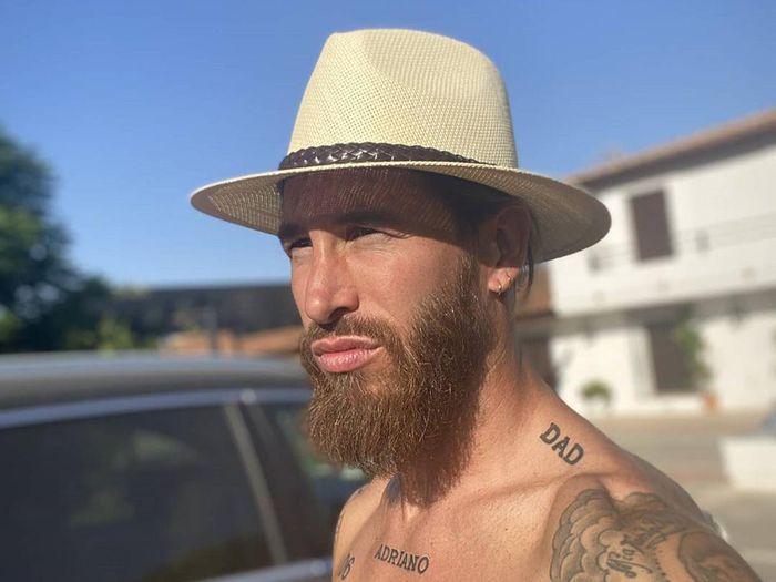 Sergio Ramos Liburan