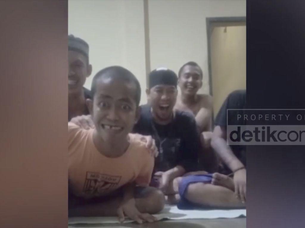 Kisah Geger Tahanan di Sulsel Asyik TikTok di Sel