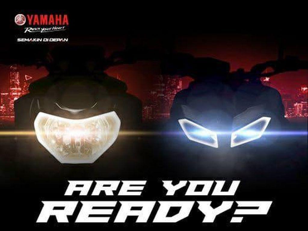 Yamaha Bakal Luncurkan 2 Motor Baru, Model Apa?