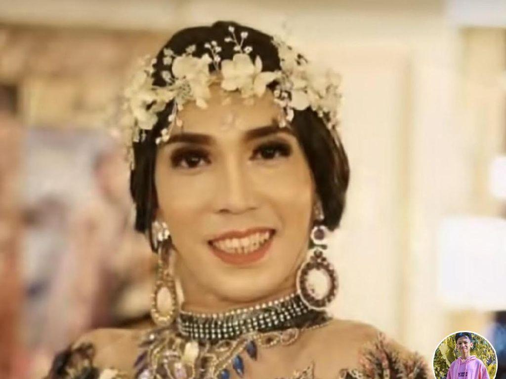 Viral Kisah Waria Kembali Jadi Pria, Kini Menikahi Wanita Idaman