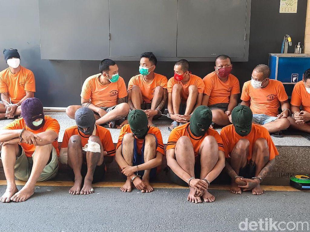 26 Pelaku Curas Diringkus Polisi di Yogya, Emak-emak Jadi Sasaran