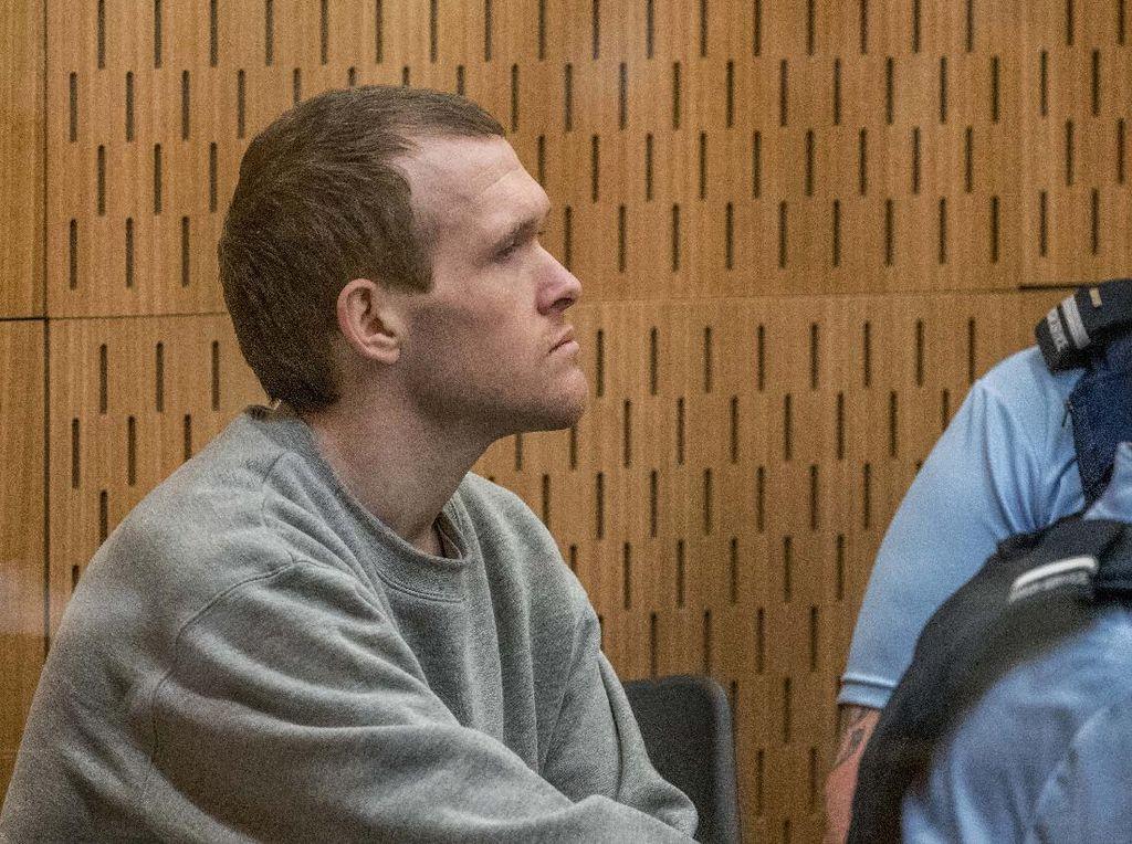 Seumur Hidup di Terungku Bagi Pembantai 51 Muslim di Selandia Baru