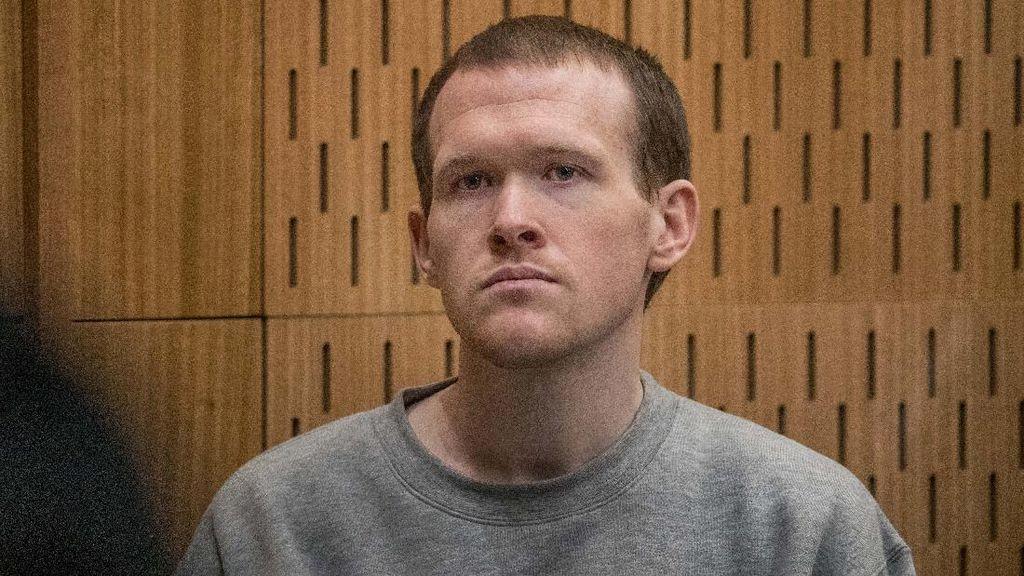 Brenton Tarrant, Pembantai 51 Muslim Divonis Seumur Hidup