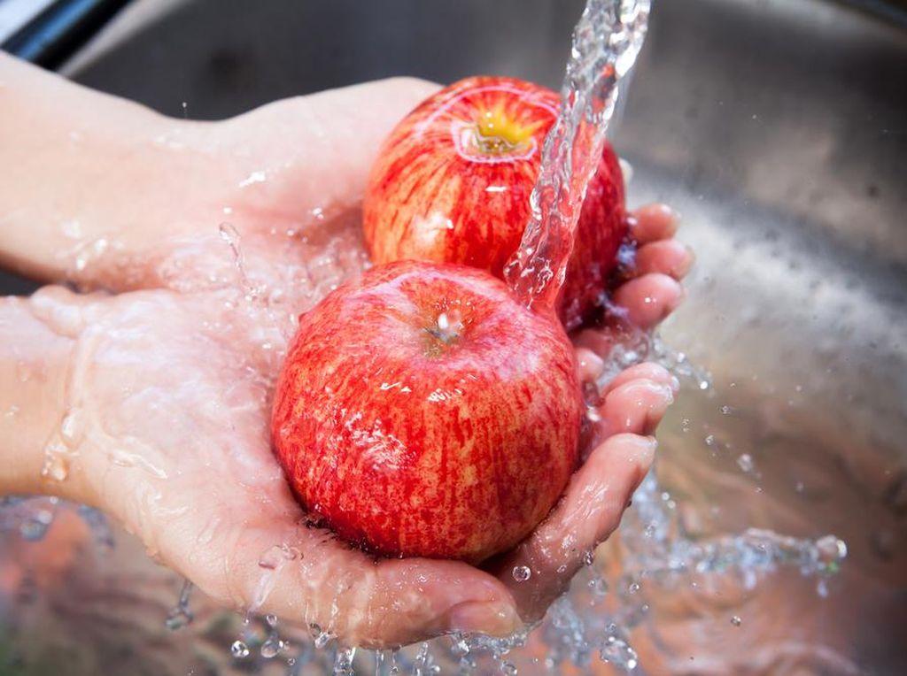 Penting! Ini Cara Agar Buah dan Sayur Tidak Terkontaminasi Virus