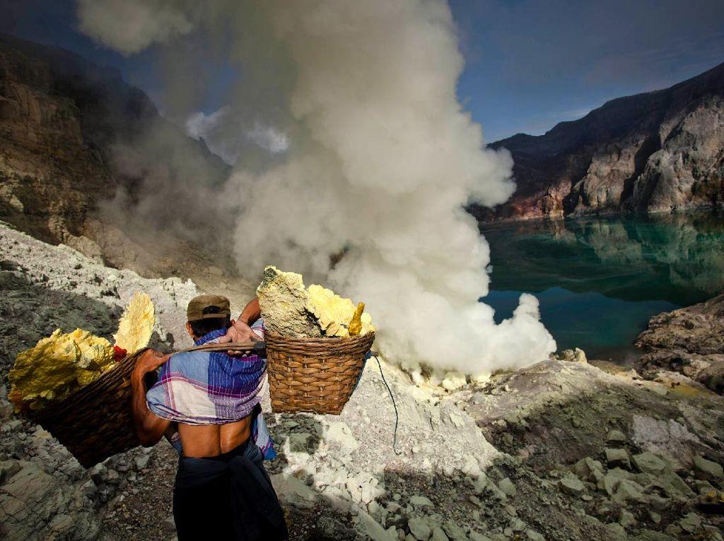 Susul Danau Toba, Dataran Tinggi Ijen Diusulkan Jadi Geopark UNESCO