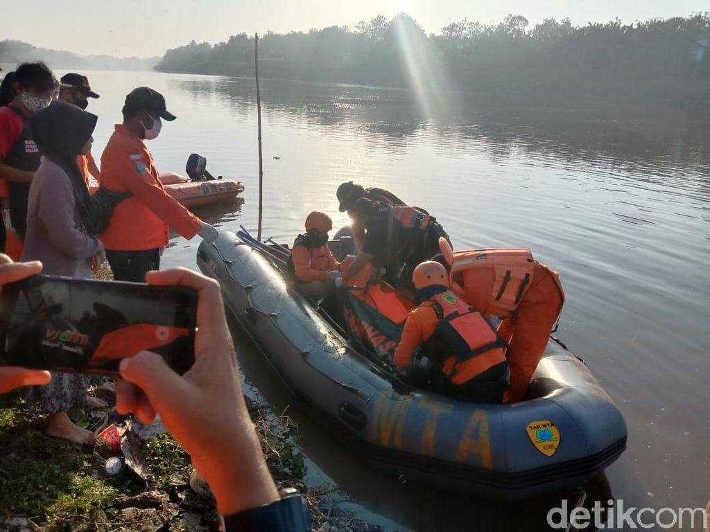 Pria Blora yang Tenggelam di Bengawan Solo Ditemukan Meninggal