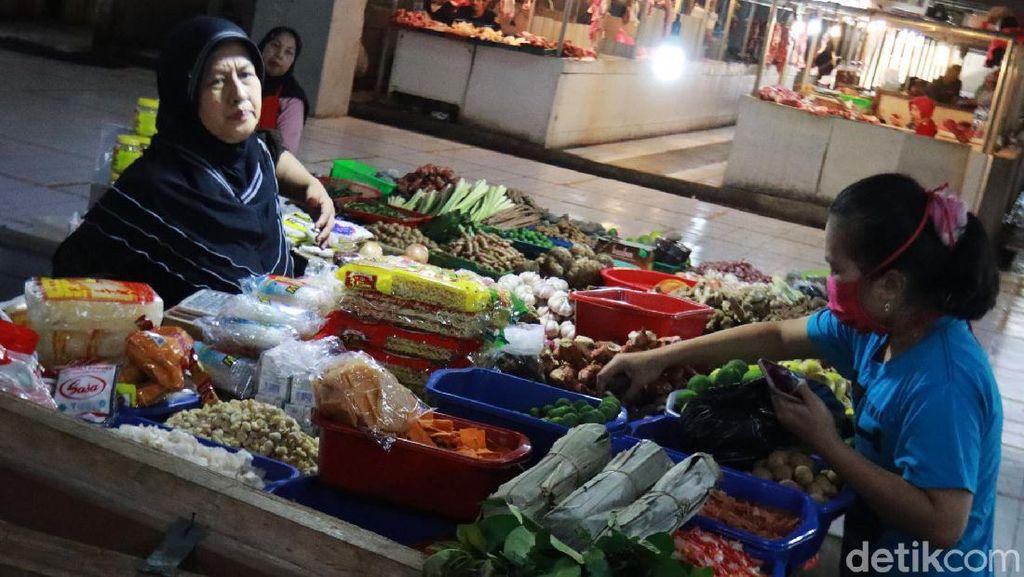 Harga Sayuran di Bandung Merosot Tajam