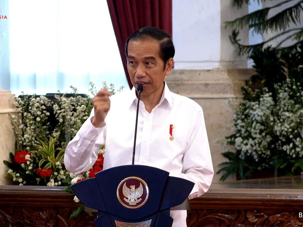 Jokowi Mau Manfaatkan Krisis, Apa Maksudnya?