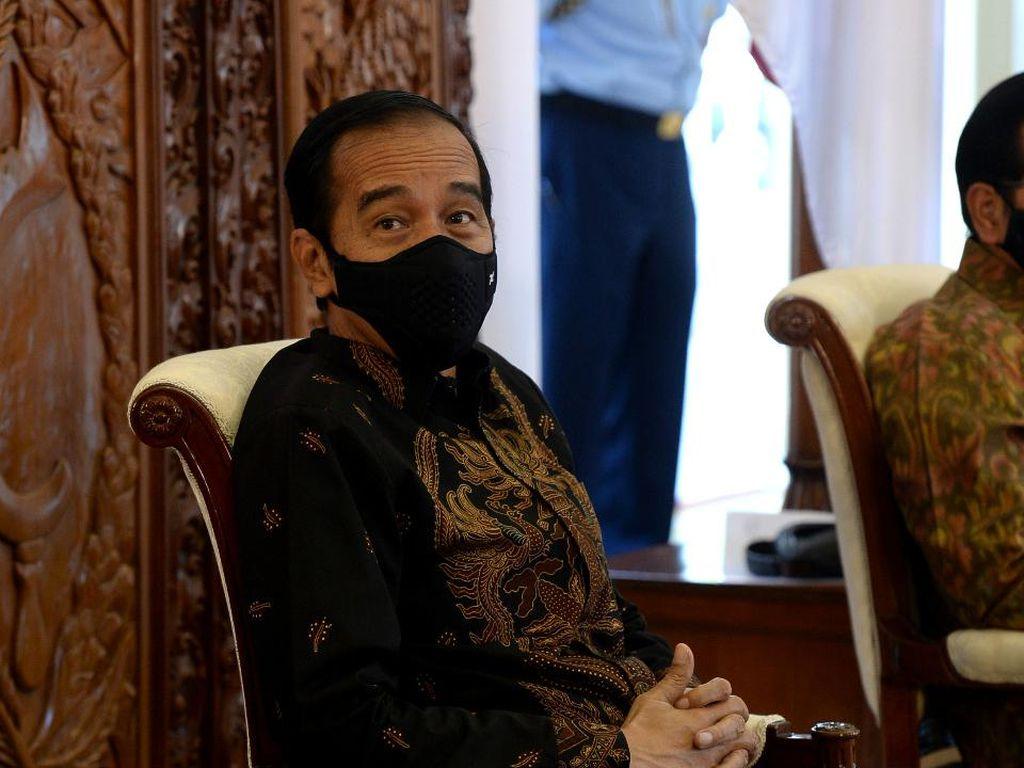 Jokowi: Harga Vaksin Corona Tak Harus Disampaikan ke Publik