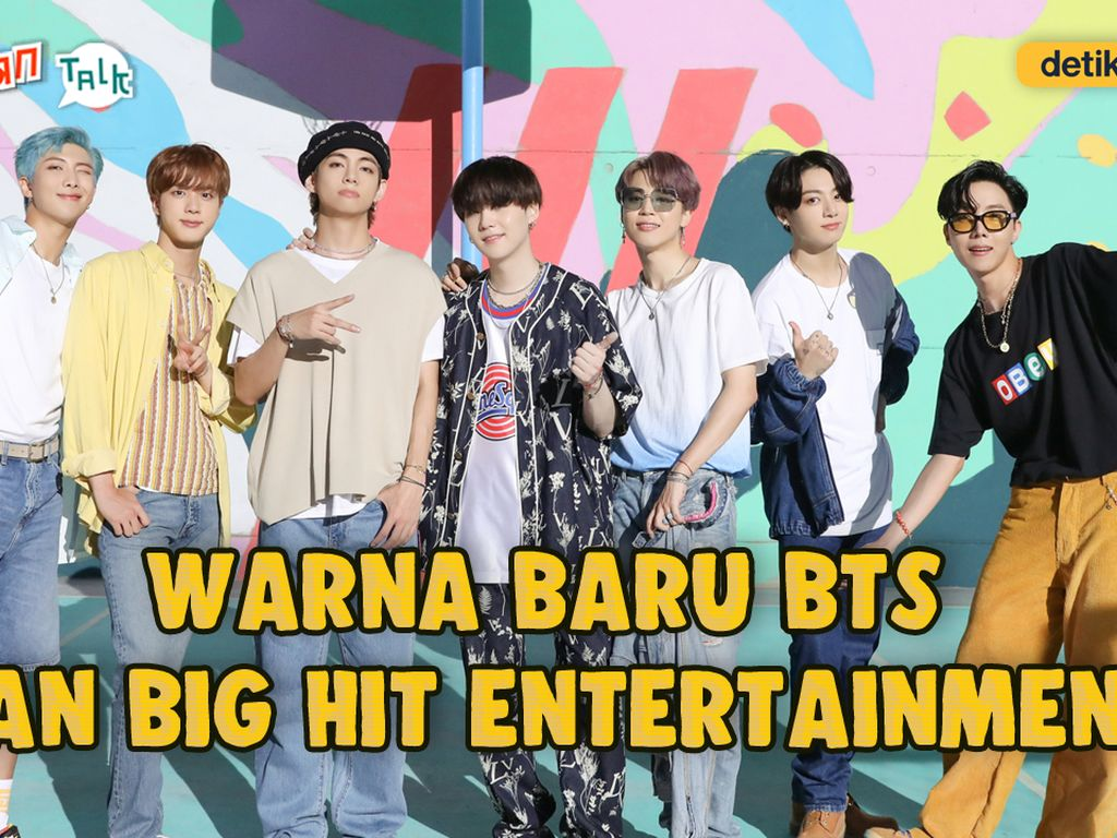K-Talk Ep. 45: Manuver Dynamite BTS-Big Hit Entertainment