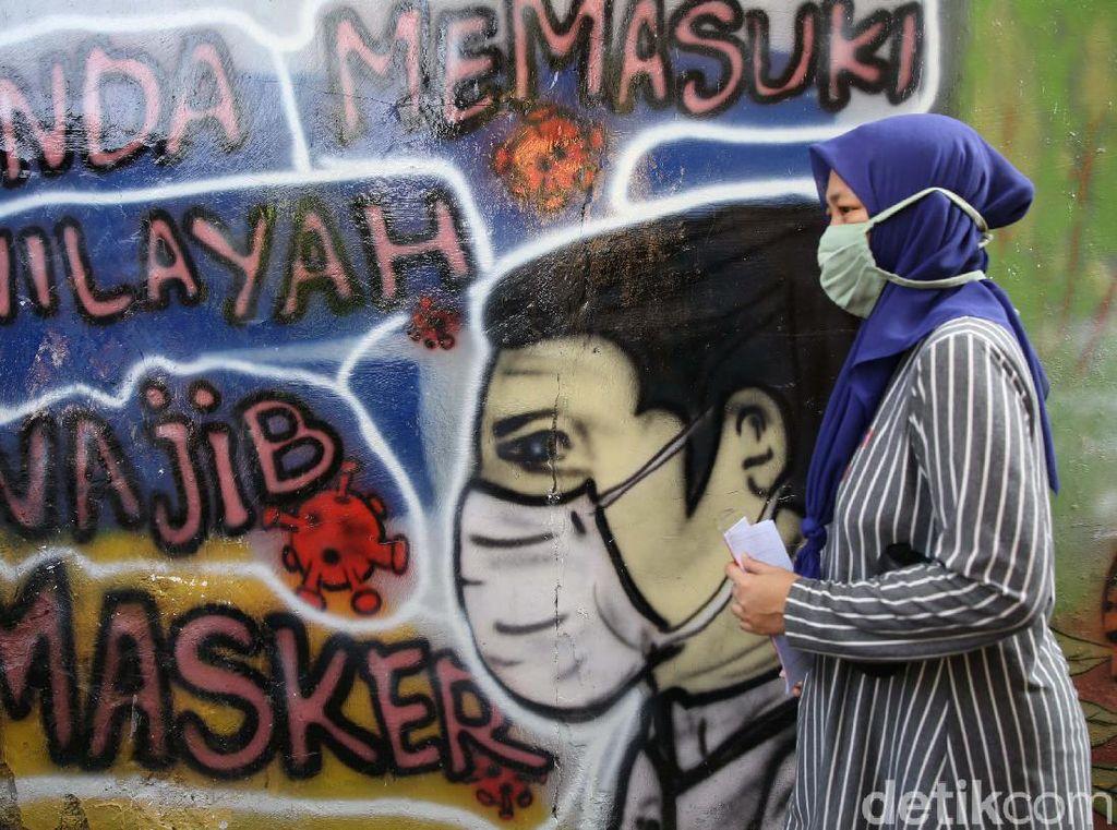 DKI-Jatim Tertinggi, Ini Sebaran 2.719 Kasus Corona Indonesia 27 Agustus