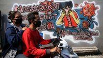 Maluku Utara Nihil, Ini 5 Provinsi dengan Kasus baru Corona Terbanyak