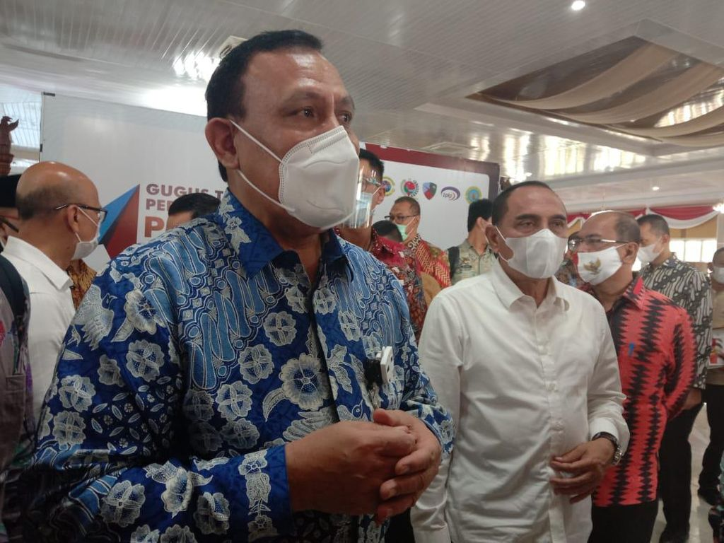 Pegawai KPK Disidang Etik Gegara OTT UNJ, Firli: Itu Ranah Dewas