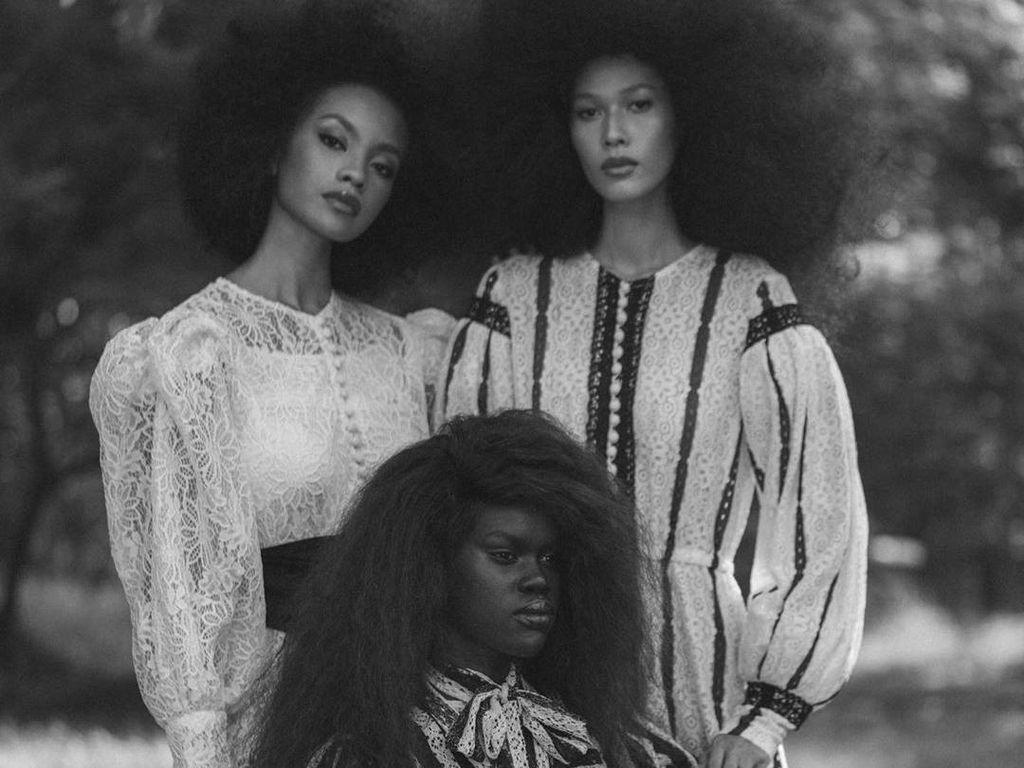 Karya Terakhir Barli Asmara Sebelum Meninggal Dunia, Tonjolkan Kecantikan Afro