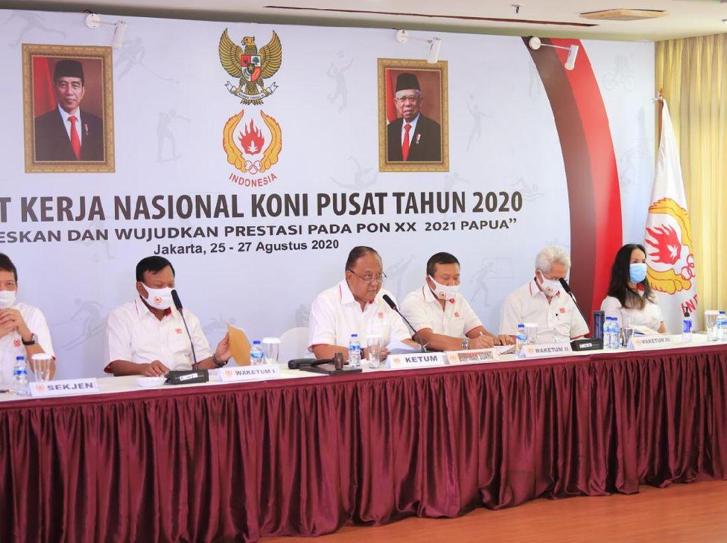 Aceh-Sumatera Utara Jadi Tuan Rumah PON 2024