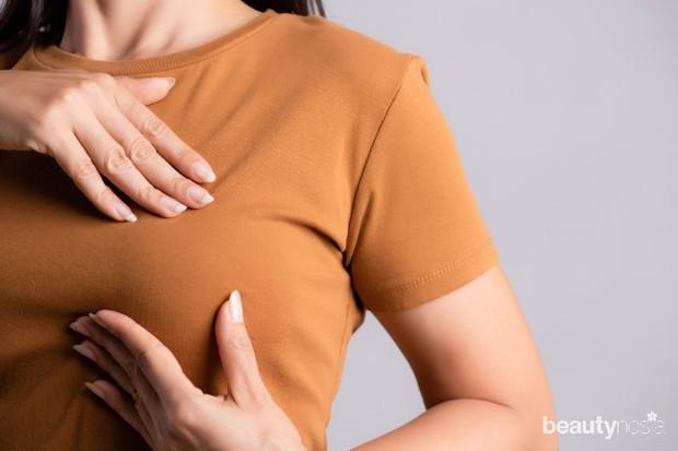 Payudara gatal umumnya terjadi karena kulit kering