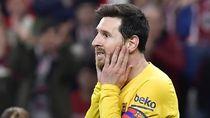 Messi Diminta Pulang Kampung