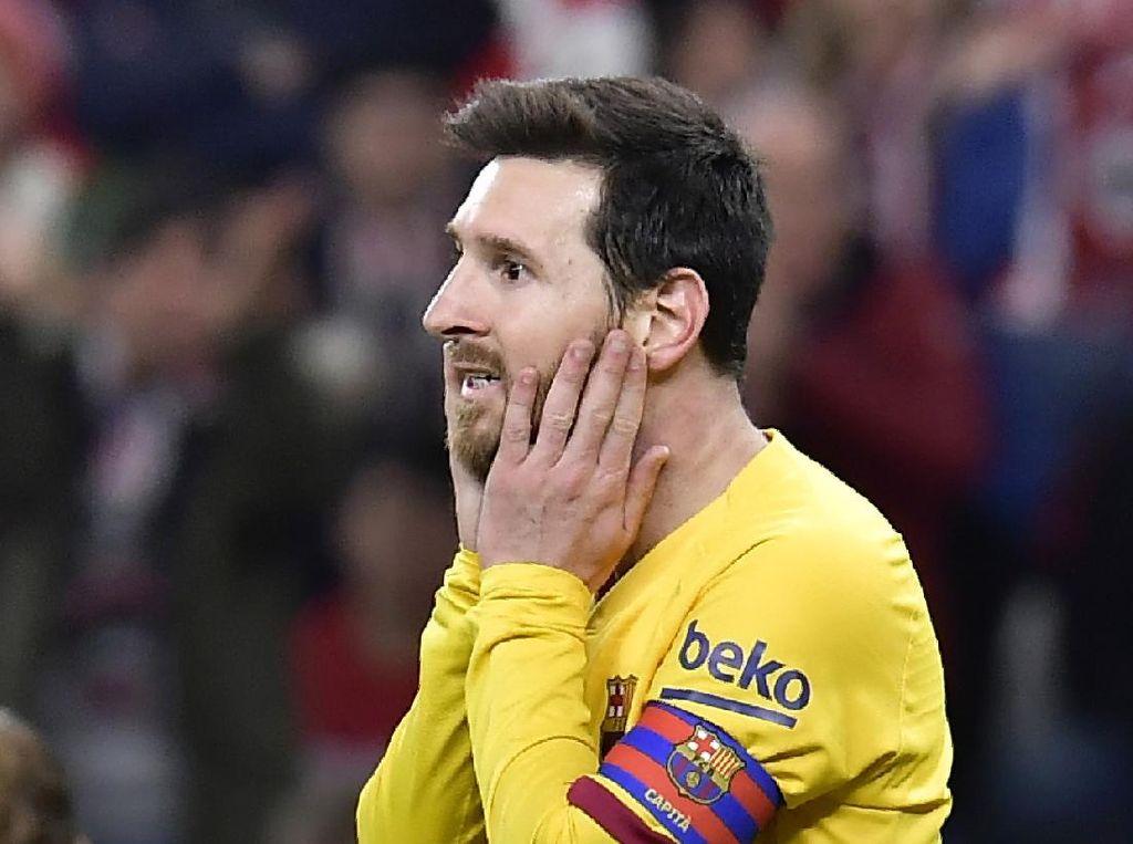 MU atau City Bisa Antar Messi Raih Ballon dOr Ketujuh