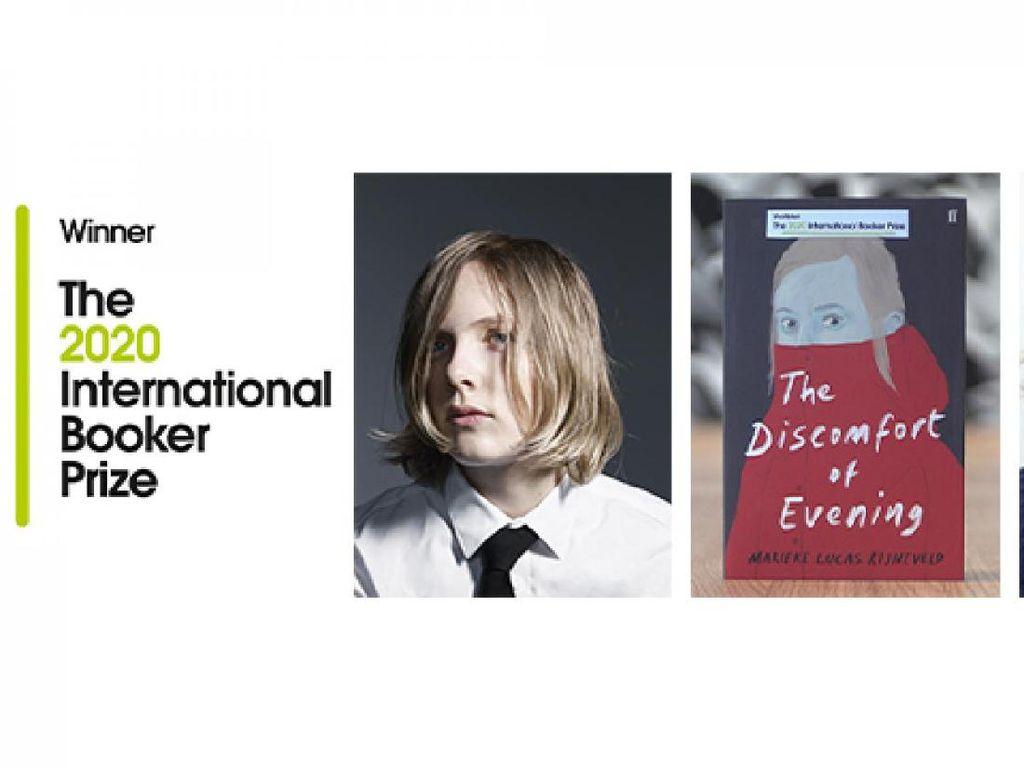 Novel yang Terinspirasi dari Kematian Kakak Menangkan Penghargaan