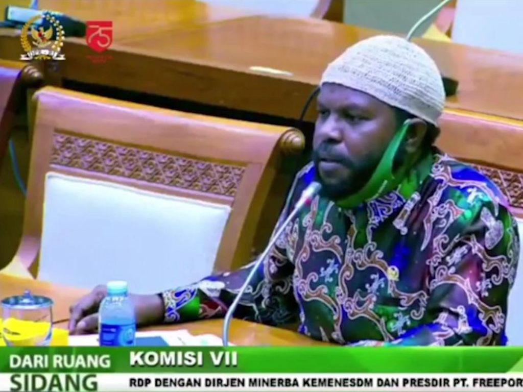 Geger Politikus Muda Senayan Gebrak Meja Saat Rapat DPR