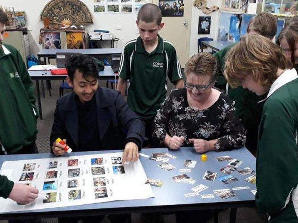 Menjadi Guru Bantu Mengajar Bahasa Indonesia di Tengah Pandemi di Australia