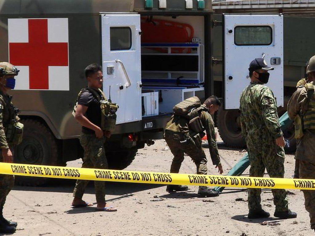 Filipina Umumkan Identitas 2 Janda Milisi Pelaku Bom Bunuh Diri di Jolo