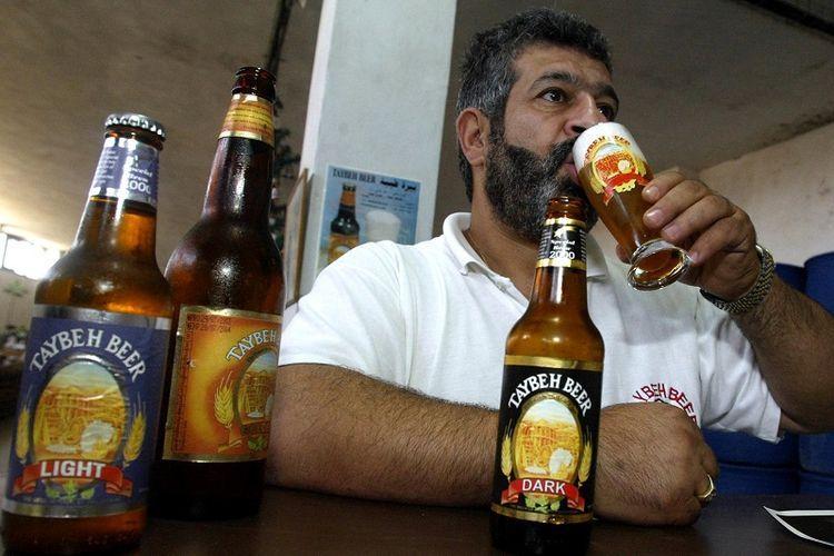 Minuman alkohol halal