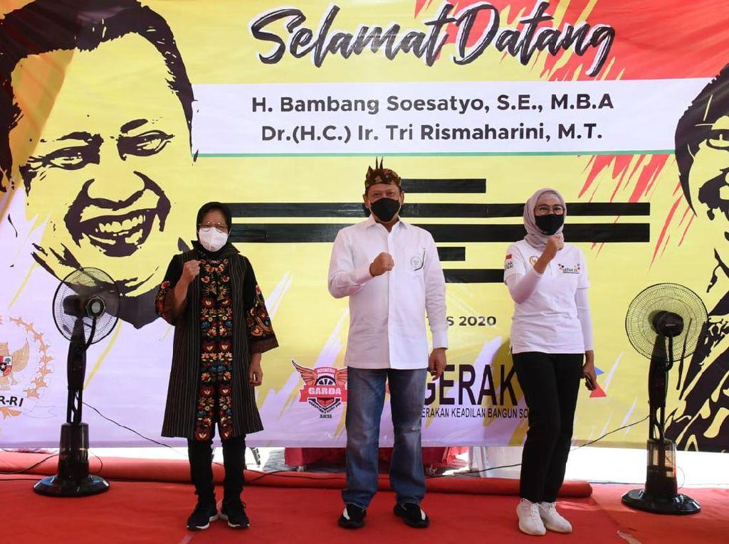 Ketua MPR Dorong Perusahaan Giat Lakukan CSR di Tengah Pandemi