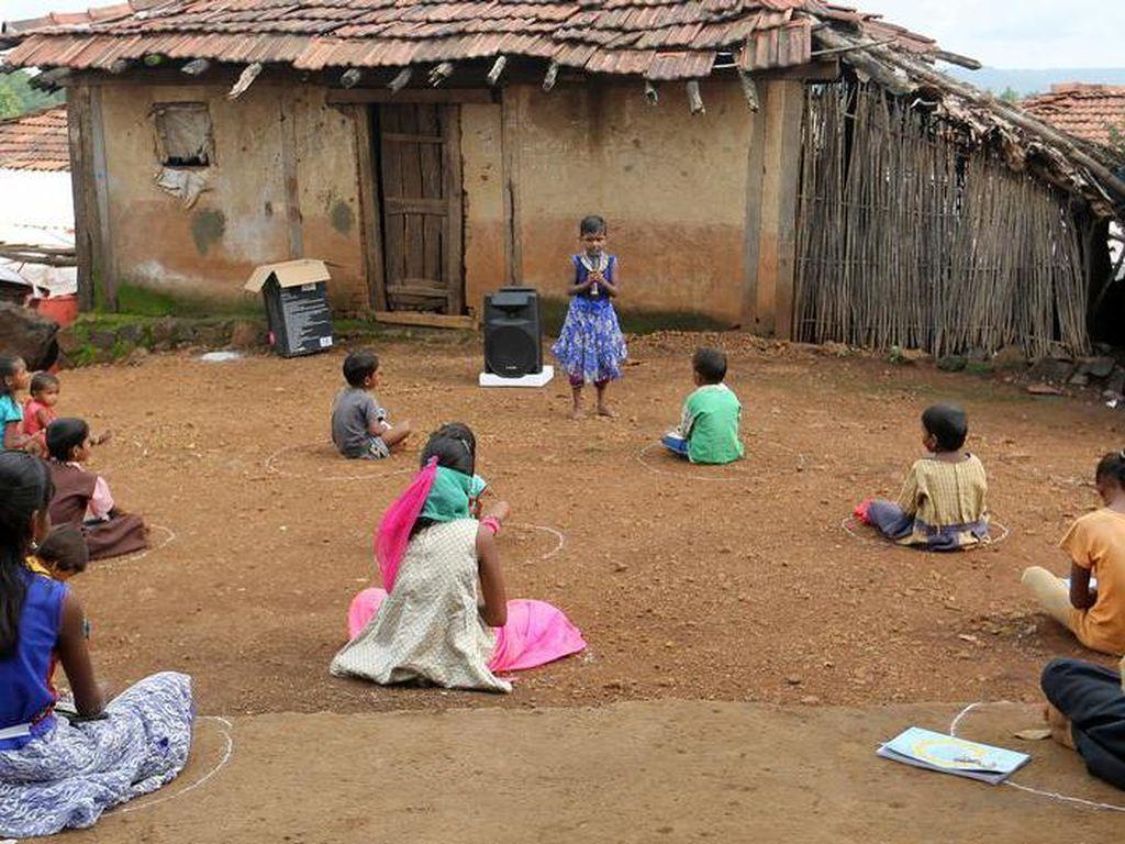 PBB: 463 Juta Anak di Seluruh Dunia Tak Dapat Mengakses Sekolah Virtual