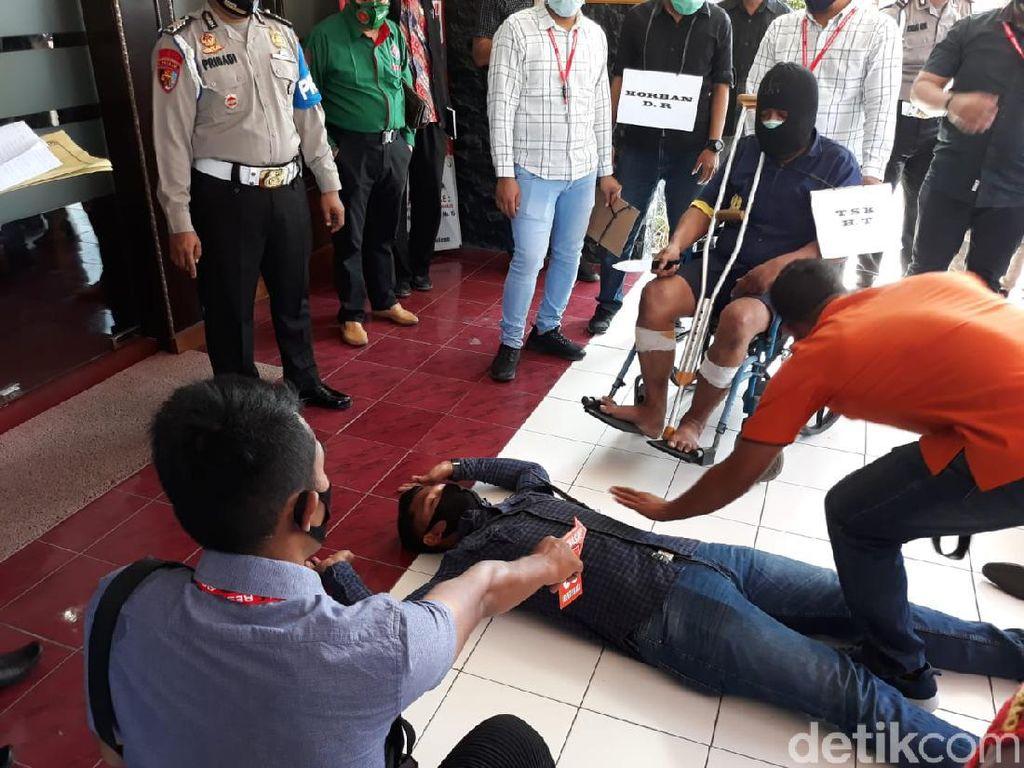 Kisah Tragis Teman Bisnis Sadis, 4 Orang Sekeluarga Dihabisi di Sukoharjo