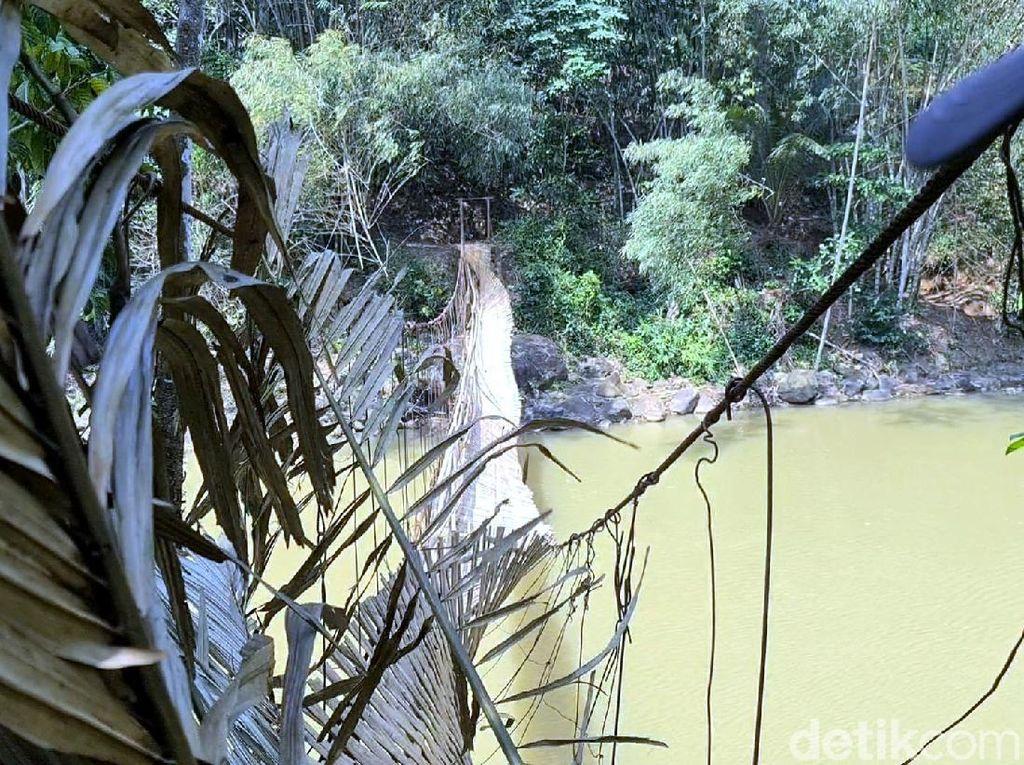 Misteri Suara Gamelan-Sinden dari Lokasi Jembatan Putus di Sukabumi