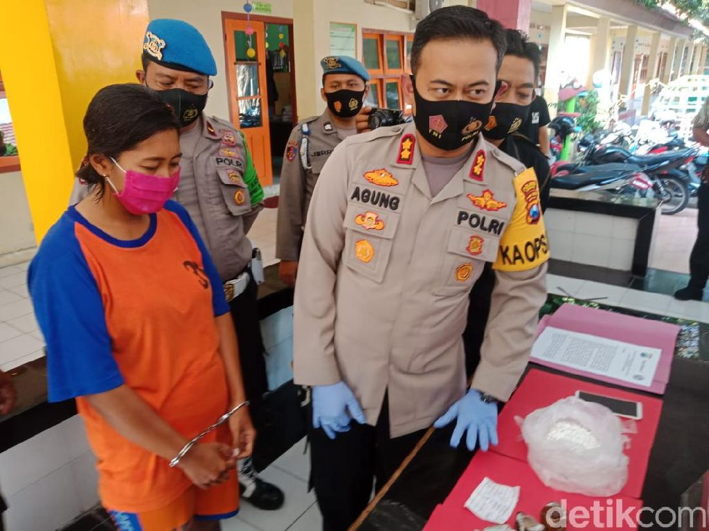 Polisi Buru Pemasok Salak Berisi Pil Koplo yang Dikirim ke Lapas Jombang